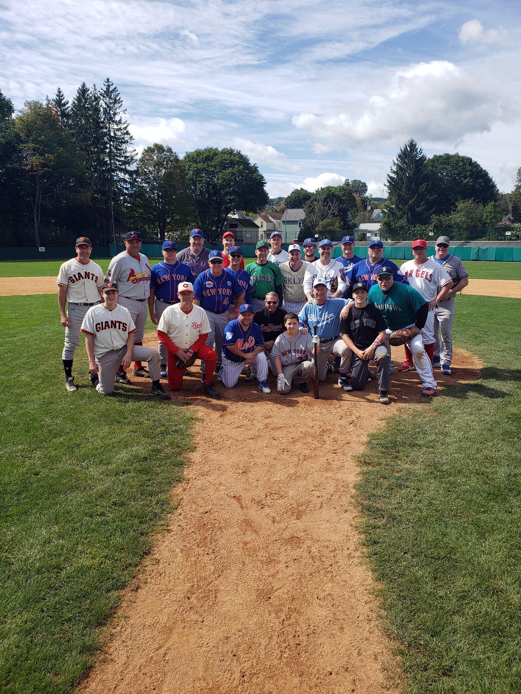 Men's Adult Baseball